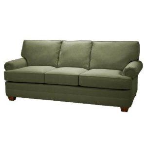 Green Evanston Sofa Eden Prairie Minnesota